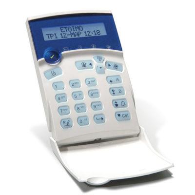 Ψηφιακό Πληκτρολόγιο CR-16S LCD