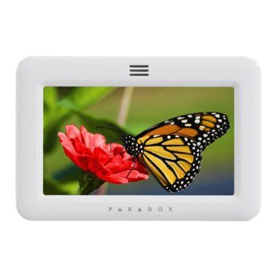 Touch Screen Πληκτρολόγιο Paradox TM50