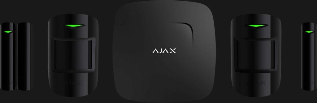 ασύρματος συναγερμός σπιτιού ajax