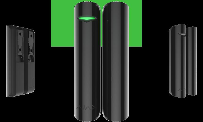 ajax door protect black