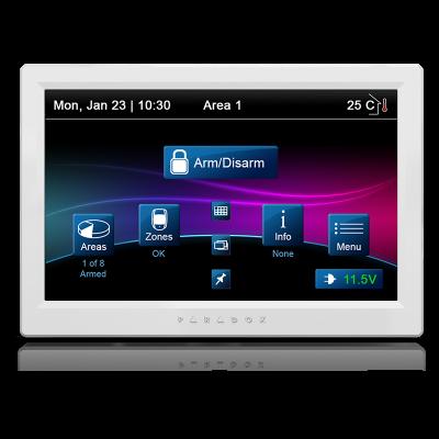 Touch Screen Πληκτρολόγιο Paradox TM70